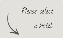 Please select a hotel: